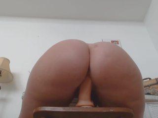 Virgo Booty Bounce Dildo, Free Booty Dildo HD Porn 10