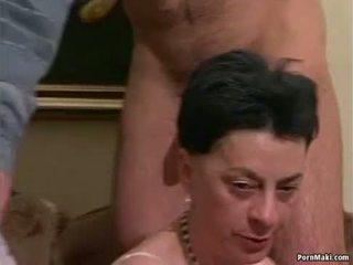 Babcia orgia porno