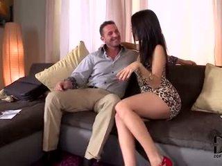 fresh brunette mov, any oral sex porno, full deepthroat clip