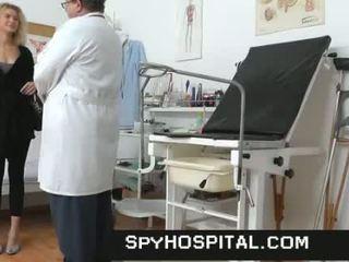 heetste vagina, dokter, mooi ziekenhuis tube