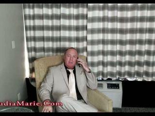 巨大 山雀 claudia marie: 脂肪 屁股 twerking 肛門 <span class=duration>- 4 min</span>