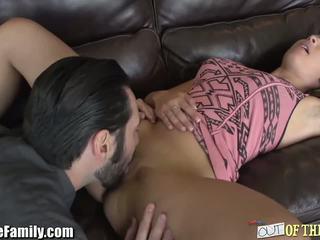 beste brunette, orale seks, vol deepthroat