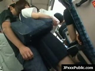 Sexy japanese teens fuck in public places 04