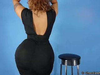 big, booty, spanish, striptease