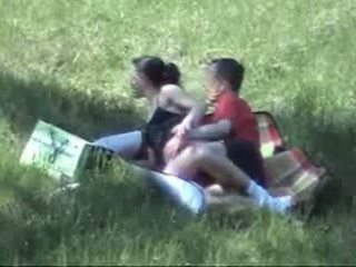 Another Couple In A Park