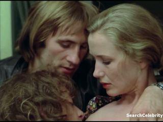 meest zoenen, ideaal kaukasisch seks, vol beroemdheid scène