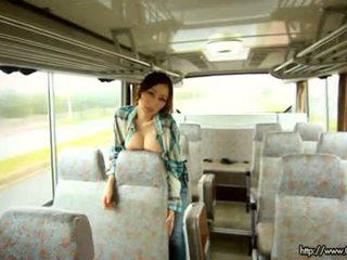 japanisch, teenageralter, solo-mädchen