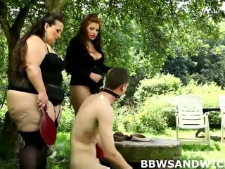 Bbws marta en jitka liefde naar dominate men sexually