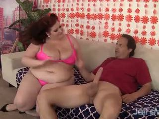 Червенокоси дебеланко eliza allure хардкор анално секс