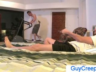 Extreme gay cocksausage party 1