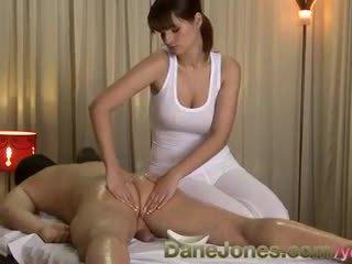 barna, orális szex, nagy mellek