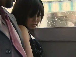 The बस was इसलिए हॉट - जपानीस बस 11 - lovers जाना w