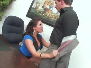 London Keyes Gets Bent Over and Office Fucked <span class=duration>- 8 min</span>