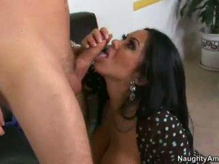 Lewd professora sienna west takes um moist rigid schlong em dela fundo warm boca