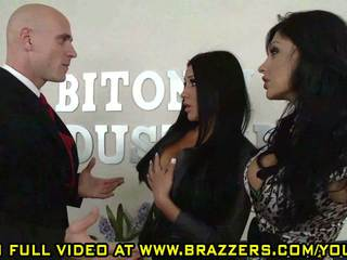 nice brunettes full, you threesome hottest, ffm ideal