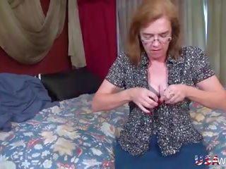 Usawives harig rijpere en milf kutjes got speeltjes: hd porno aa