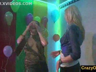 Wildest sexparties in danceclub