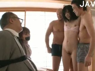 ブルネット, 日本の, ザーメン
