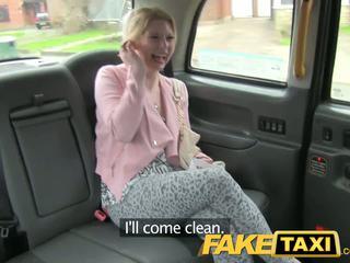Faketaxi excitat client calls taxi bluff