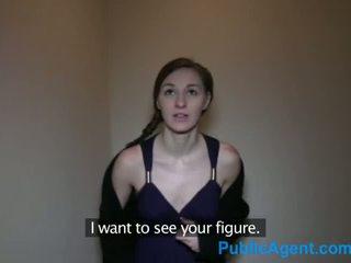 Publicagent vājas brunete pounded līdz a liels čehi dzimumloceklis - porno video 741