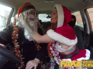 Fake driving skola seksuālā uzbudinātas squirting festive anāls