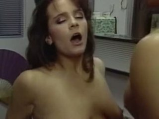 Fallon fucked with massive cumshot from Peter North