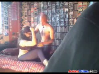 Asian Fingered In Front Of Her Husband