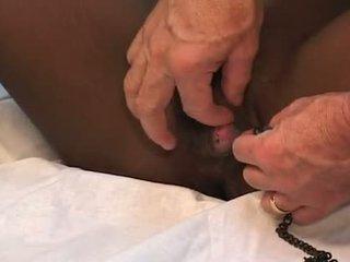 Black Tortured Pussy