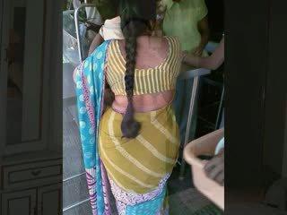 印度人 buttock