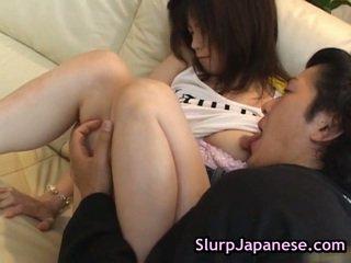 Sexy asiatici succhiare cocks
