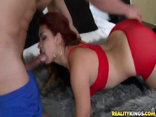 hardcore sex, suihin, punapäät