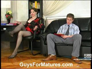 Penelope 和 bertram raging senior 視頻
