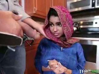 Sexy tenåring muslim