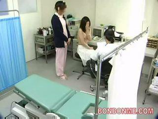 Spycam voor afdeling van gynecology en obstetricscreampie
