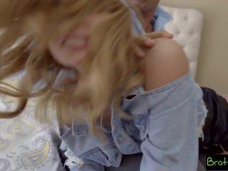 Brattysis - ابنة wants معاقبة اللعنة من خطوة أب.