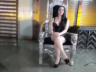 Domina Snow Bts Interview, Free BDSM HD Porn 7e