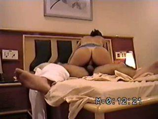 Anal não motel com um esposa/ amadora anal sexo pt2