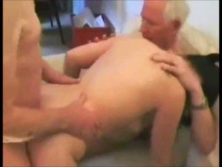 舊的 men: 性交 & 鋼棒 色情 視頻 a2