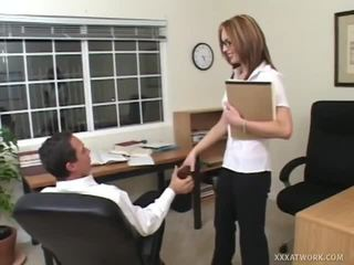 hardcore sex, blowjobs, office sex