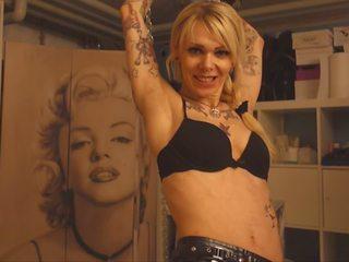 Fisting double fisting tetování pěkný zdravotní sestra: volný vysoká rozlišením porno 27