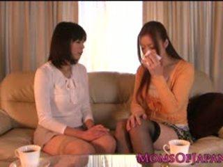 日本, 舔, 女同性恋