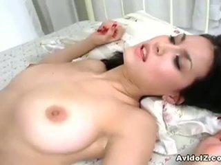 Asiatique nana maria ozawa gets son.