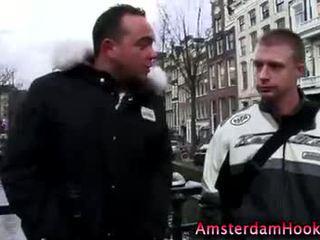 Real amateur amsterdam hooker