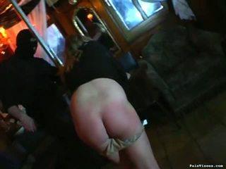 Headmistressnt rīkste punishment