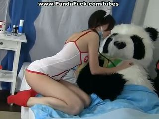 Dirty sex to cure a sick panda