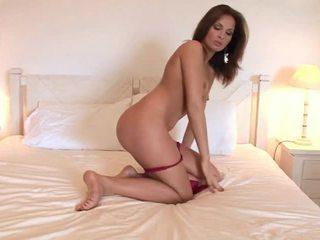 Hotty puts a ענק סקס tool ב שלה כוס