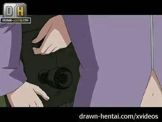 Naruto порно - karin comes, sasuke cums