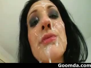 eiaculazioni, trattamenti per il viso