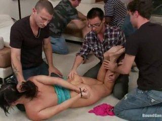 hardcore sex, buen culo, doble penetración