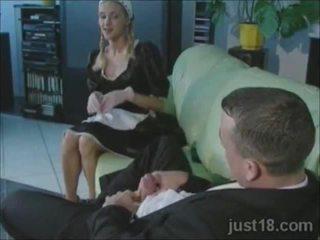 Künti blondinka gyz fucked hard